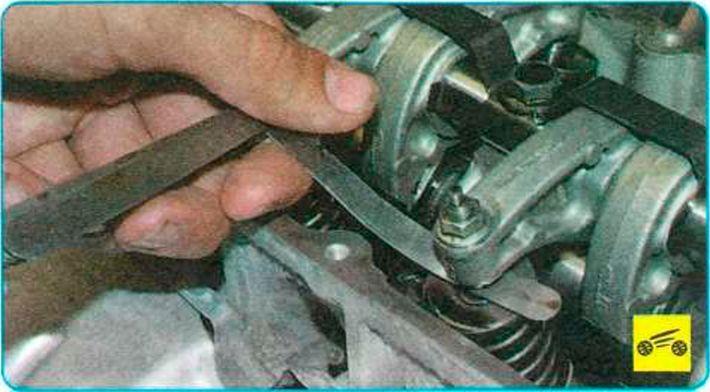 Регулировка клапанов рено логан 1.4 своими руками