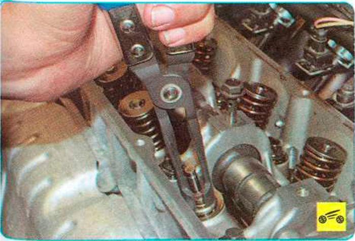 Фото №10 - признаки износа маслосъемных колпачков ВАЗ 2110