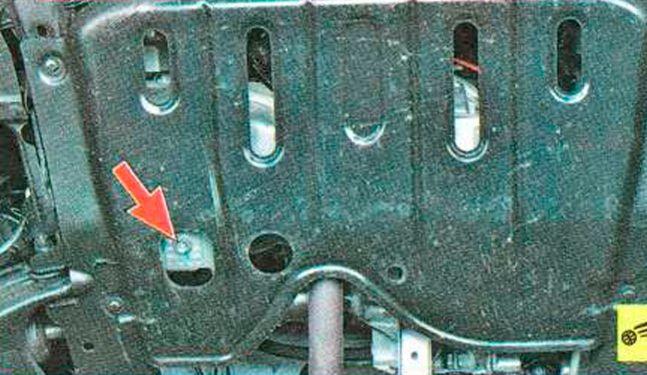 Замена топливного фильтра на рено сандеро видео